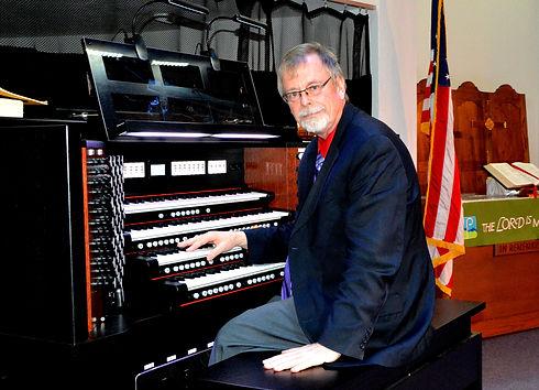 Keith Rasmussen at the Organ.jpg