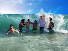 Beach day fun in Cali!
