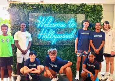 WolfPack takes on HOLLYWOOD!