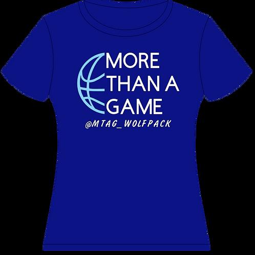 More Than A Game Tee