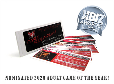 DV8 Dare Roleplay Edition Xbiz Game of t