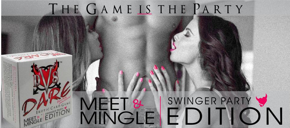 Meet n Mingle The Game Web Site Promo Ba