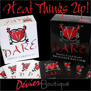 DV8 Dare Swingers Edtion & Erotic Dare