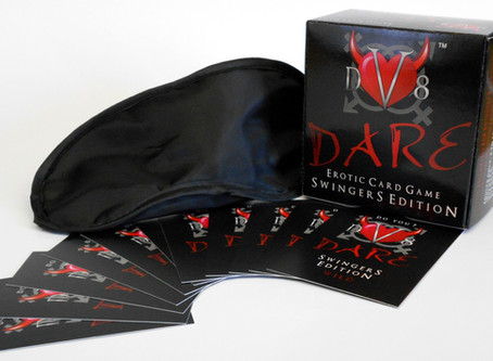 Why DV8 Dare™ Swingers Edition - Is the Ultimate Icebreaker