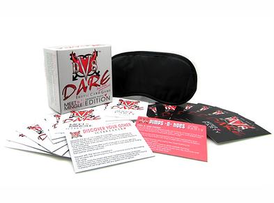 DV8 Dare Meet & Mingle Swinger Party Edi
