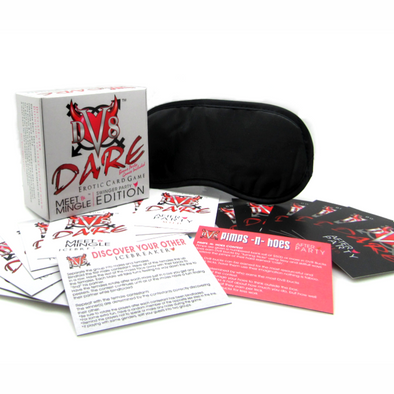 In The News Deviate Launches 6th Edition of 'DV8 Dare' Erotic Card Games