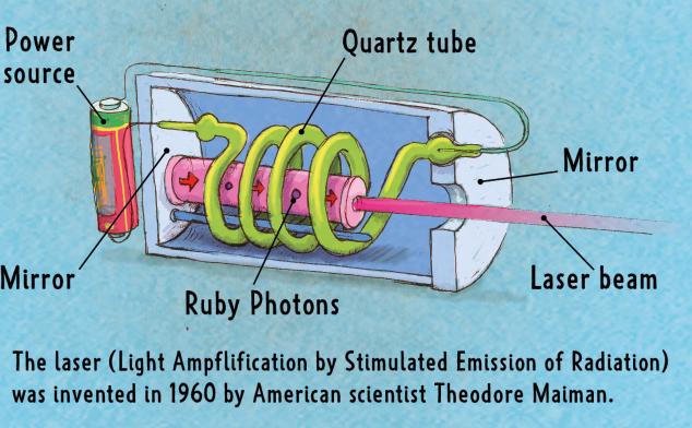 quartz laser