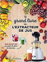 recette jus de fruit et legumes
