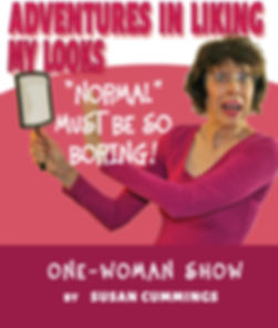 Body image one-woman theater show