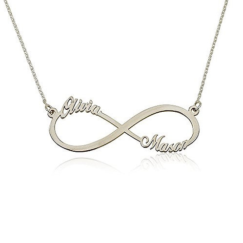 infinity collier