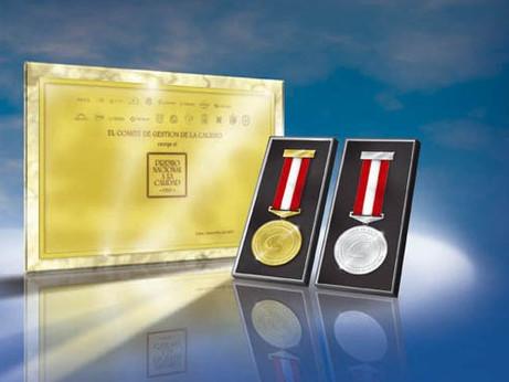 Extensión de plazo de postulación al Premio Nacional a la Calidad 2021