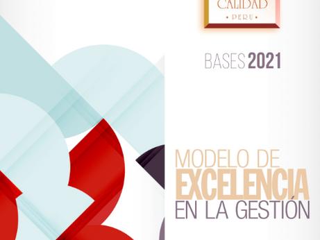 Disponible las Bases de postulación al Premio Nacional a la Calidad