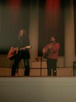 Jamie & Patti Smith
