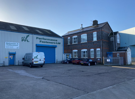 PFL Move to Larger Premises