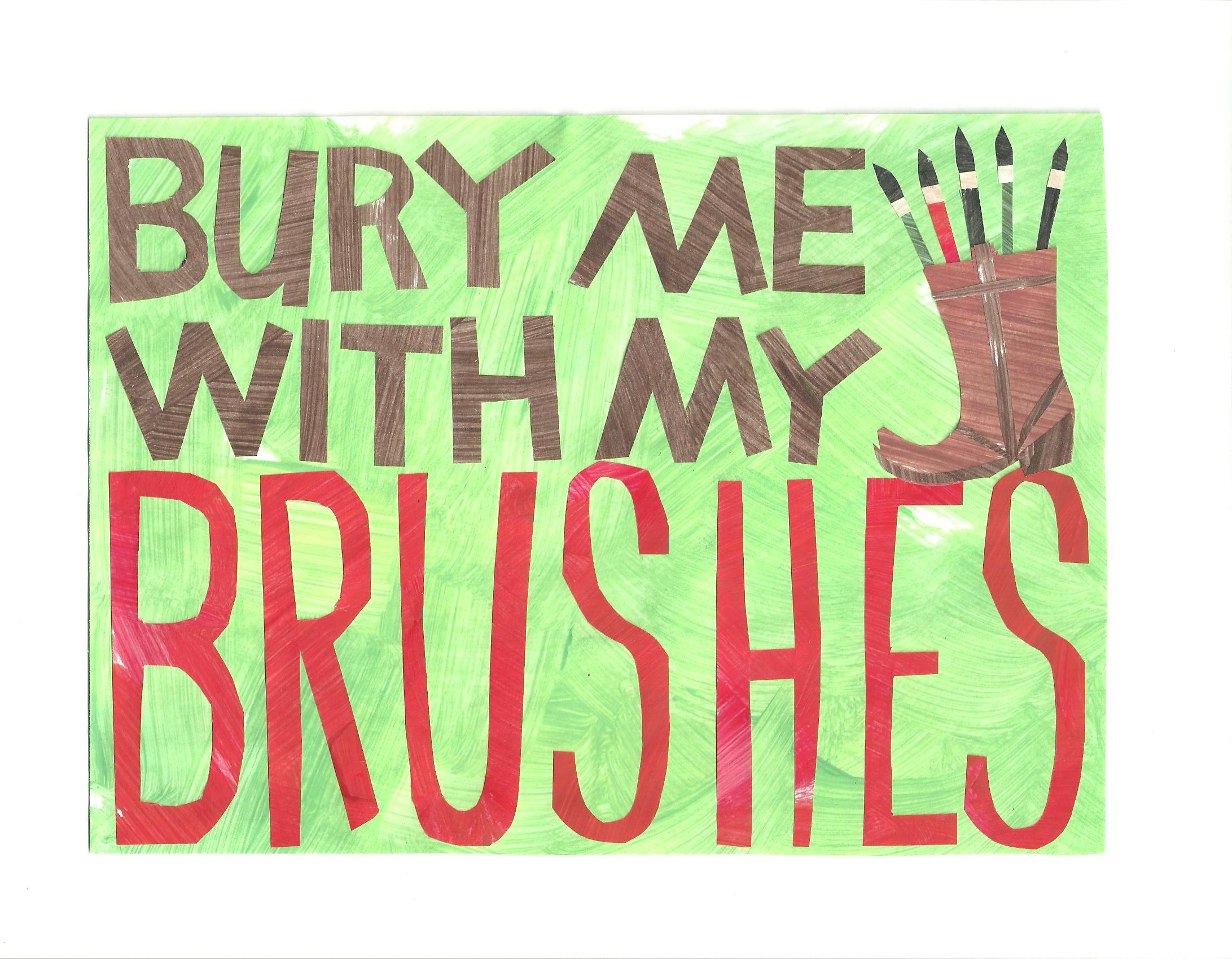 bury with brushes 001