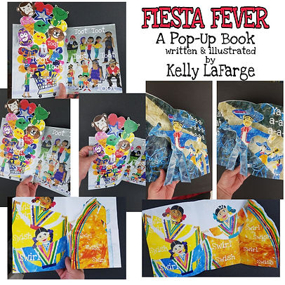 Fiesta Fever PopUp Collage photo LaFarge