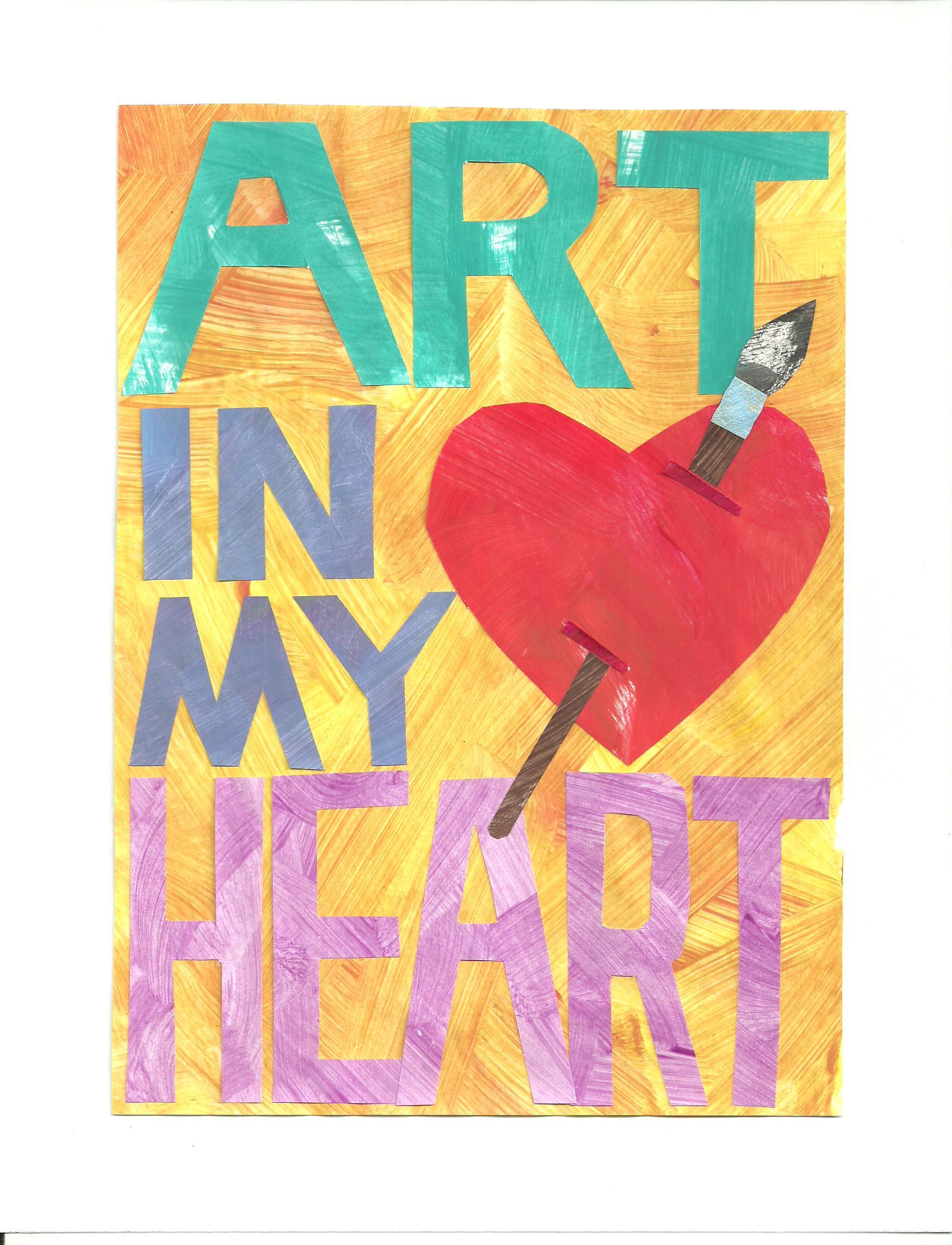 art heart 001