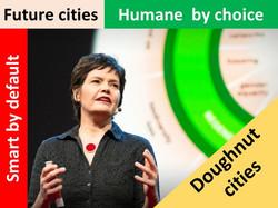 Doughnut Cities essay