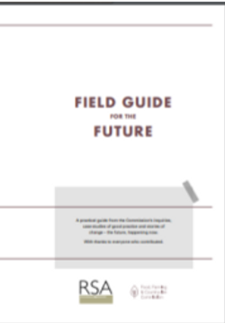Field Guide for the Future