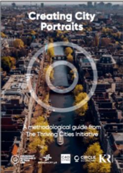 Creating city portraits tool