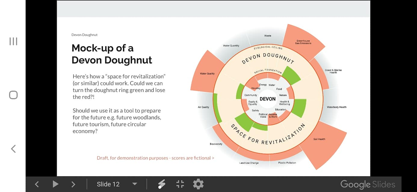 Devon Doughnut Economics Group