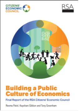 Building a Public Culture of Economics report
