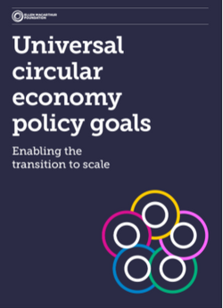 Universal circular economy policy goals