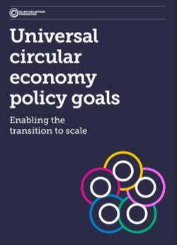 Universal circular economy policy goals