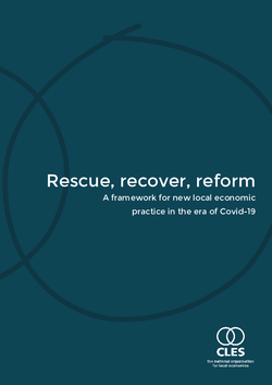 A framework for new local economic practice in the era of Covid-19
