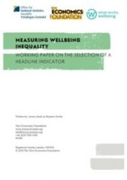 Measuring wellbeing inequality