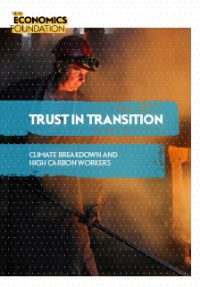 Trust in Transition report