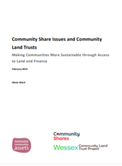 Community Shares Research