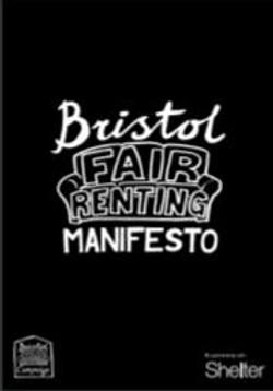 Bristol Fair Renting Manifesto