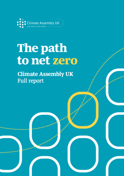 Climate Assembly UK report