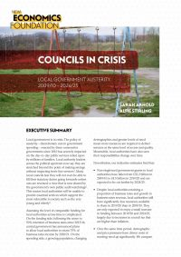 Councils in Crisis report.