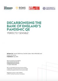 Decarbonising Banking Report