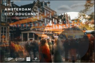 Tool- Amsterdam City Doughnut