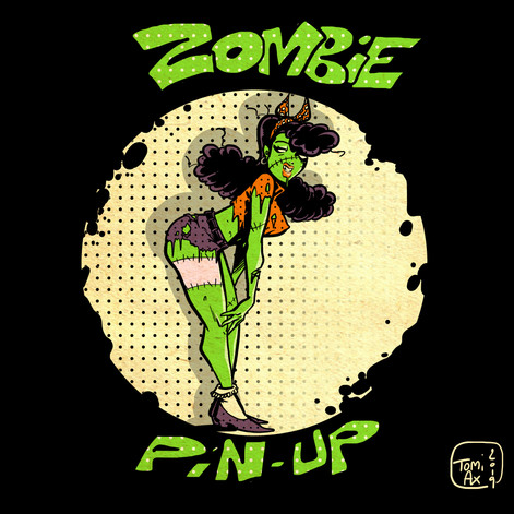 Pin up zombie 2