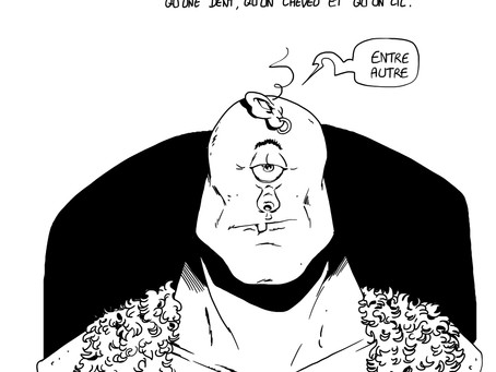 Ajout de 3 dessins de Cyclope