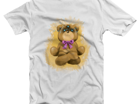 T-shirt de Teddy Bear...
