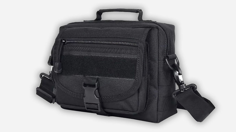 Cross body carrying case