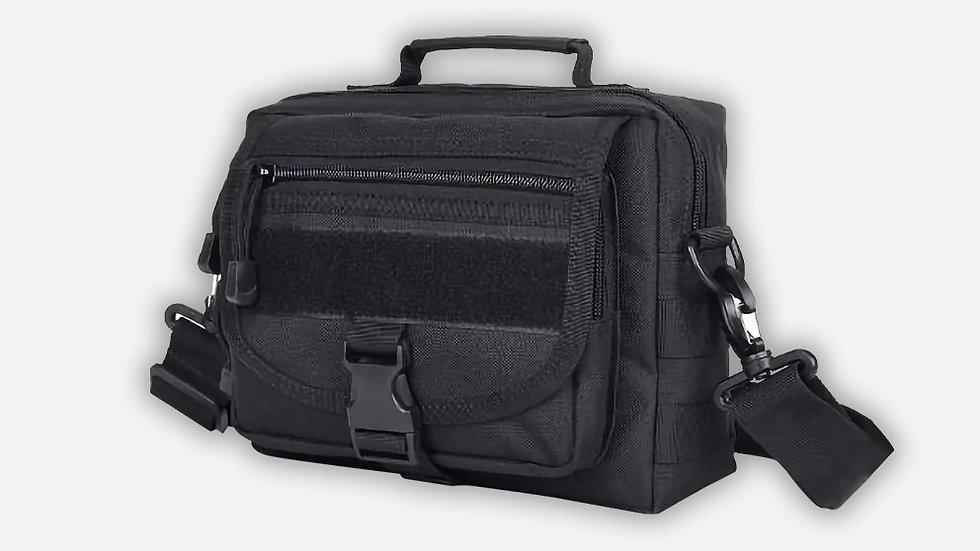 Cross body carrying case