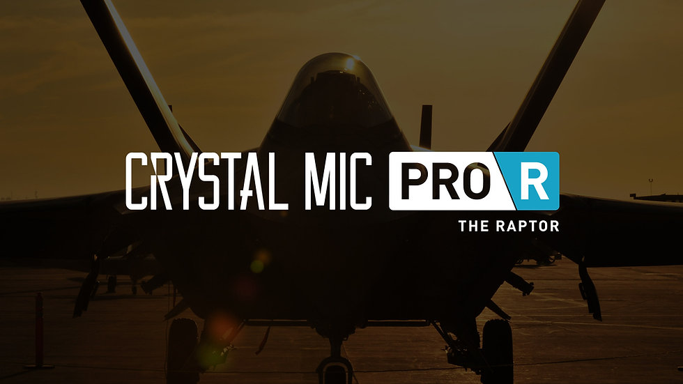 Crystal Mic Pro R (TSO version)