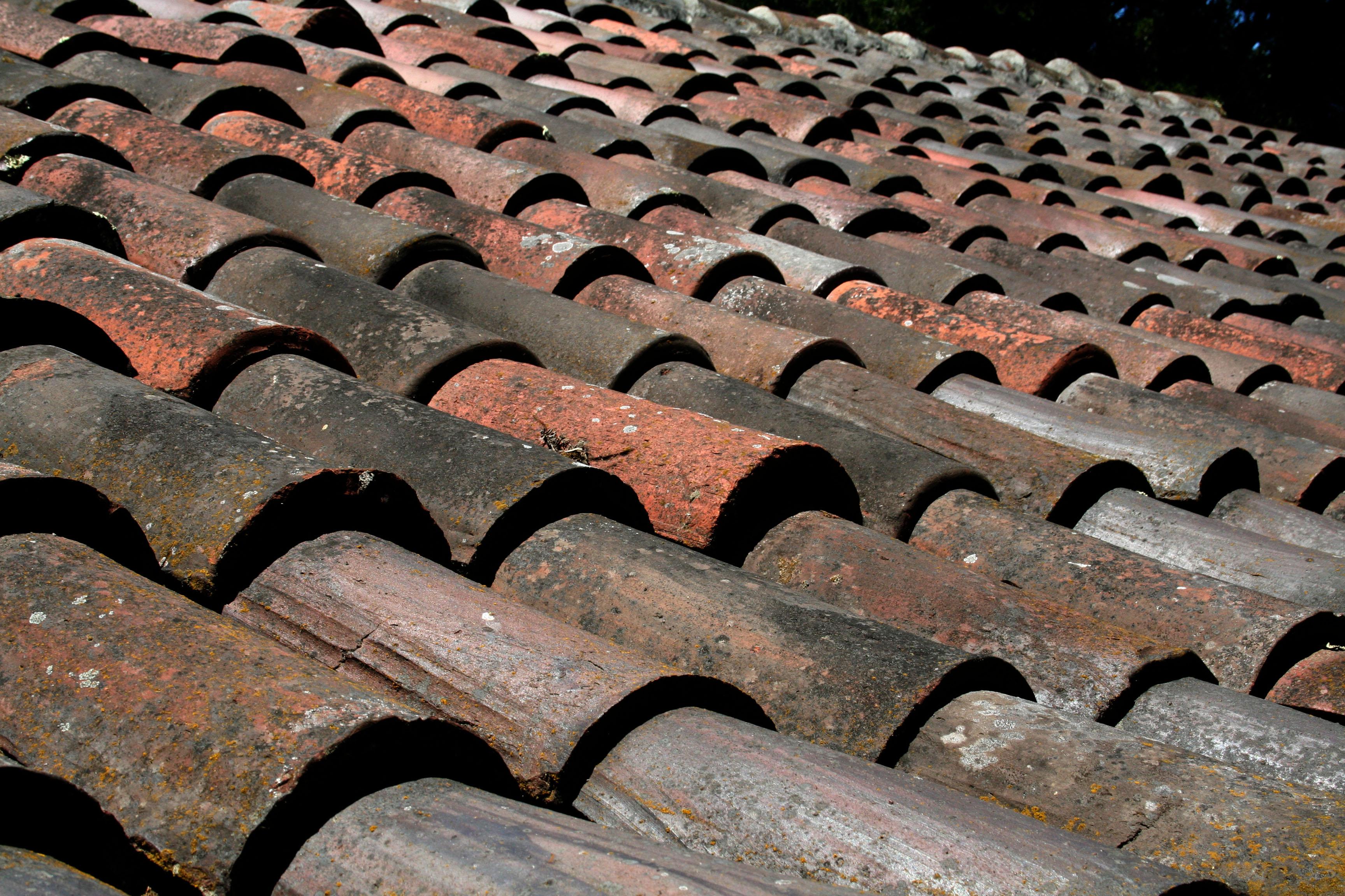 Home Vintage Roof Tile