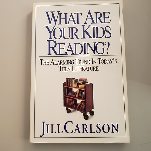 What Are Your Kids Reading?