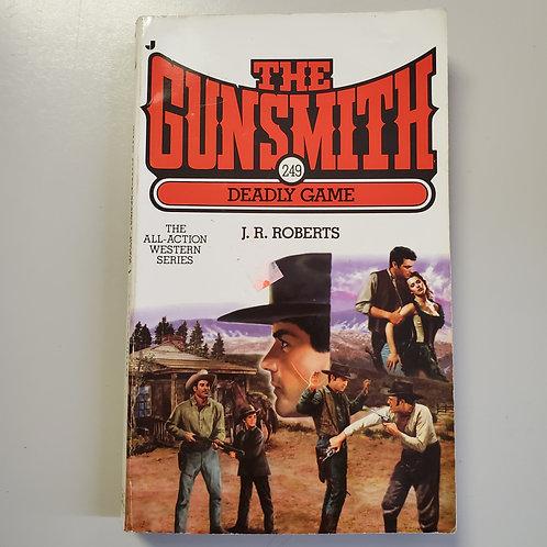 The Gunsmith 249: Deadly Game