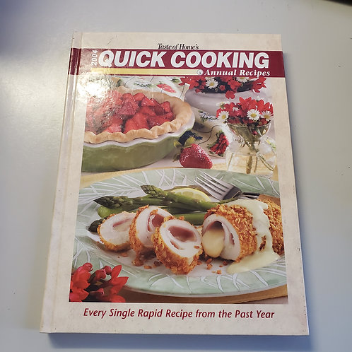 2004 Quick Cooking