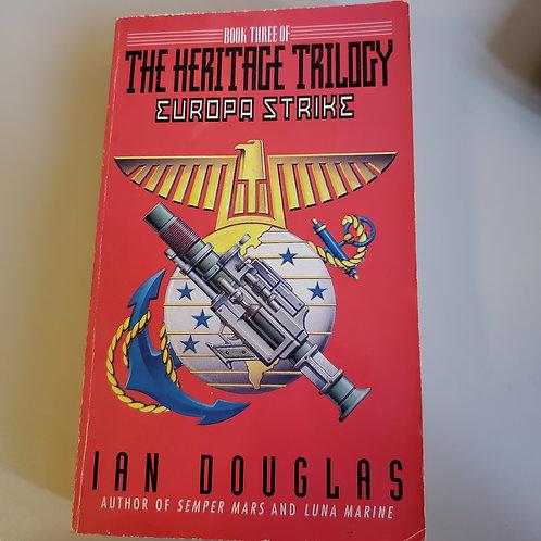 The Heritage Trilogy: Europa Strike