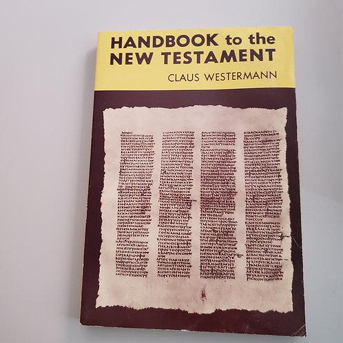 Handbook to the New Testament