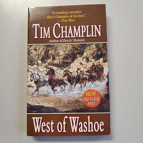 West of Washoe